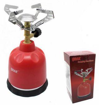 HORNILLO COCINA DE GAS + 1 CARTUCHO ( CAMPING)