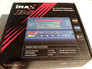 cargador imax b6 (nuevo)
