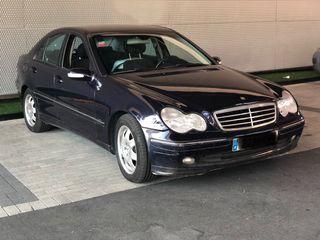 Mercedes-benz Clase C 270 cdi