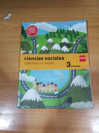 Ciencias Sociales - 3 Primaria - Editorial SM