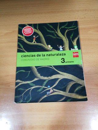 3 Primaria - Ciencias de la Naturaleza - SM