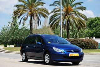 Peugeot 307 1.6 Sw 7 plazas MUY CUIDADO!