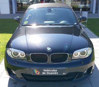 BMW SERIES 1 cabrio 2.0 118D 2P