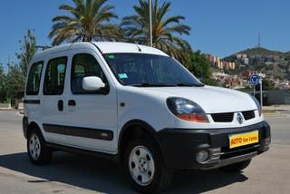 Renault Kangoo 1.9 dci 4X4 OPORTUNIDAD!