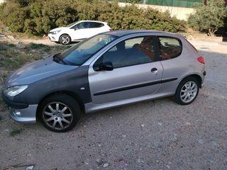 Peugeot 206 xs 1 unico propietario