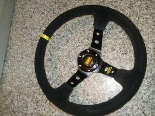 volante deportivo desplazado invertido