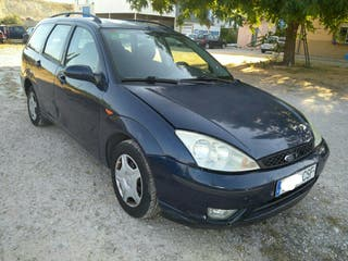 Ford Focus familiar