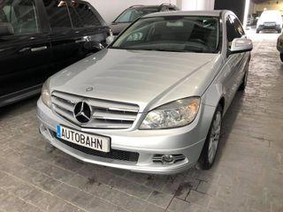 Mercedes-Benz Clase C 220 CDI AUTOMATICO DIESEL