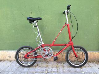 Bicicleta plegable Dahon Clásico 1983