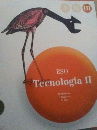 libro tecnologia 2°ESO segundo trimeste