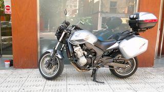 Moto honda cbf 600 n
