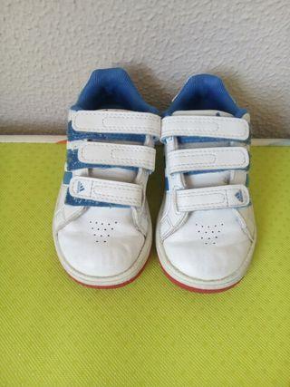 881574183 Zapatillas Por Adidas 5 Número Segunda Tenis Niño De Mano 23 AqL35R4j