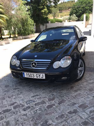 Mercedes-Benz Sport coupe c/220 cdi