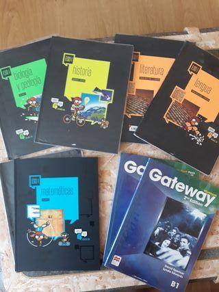 Libros texto 2° ESO Colegio Artica