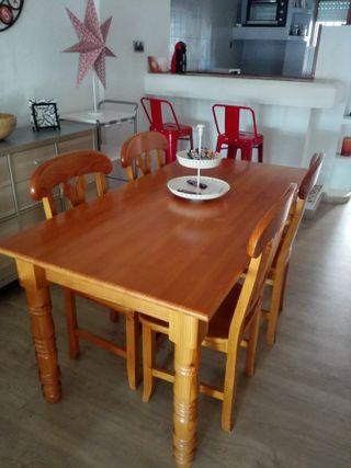 Mueble de pino de segunda mano en Albacete - wallapop