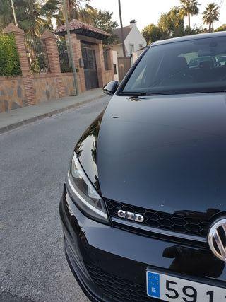 Volkswagen Golf7 2014gtd 184cv