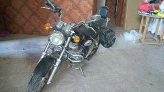 moto keway 125 perfecto estado