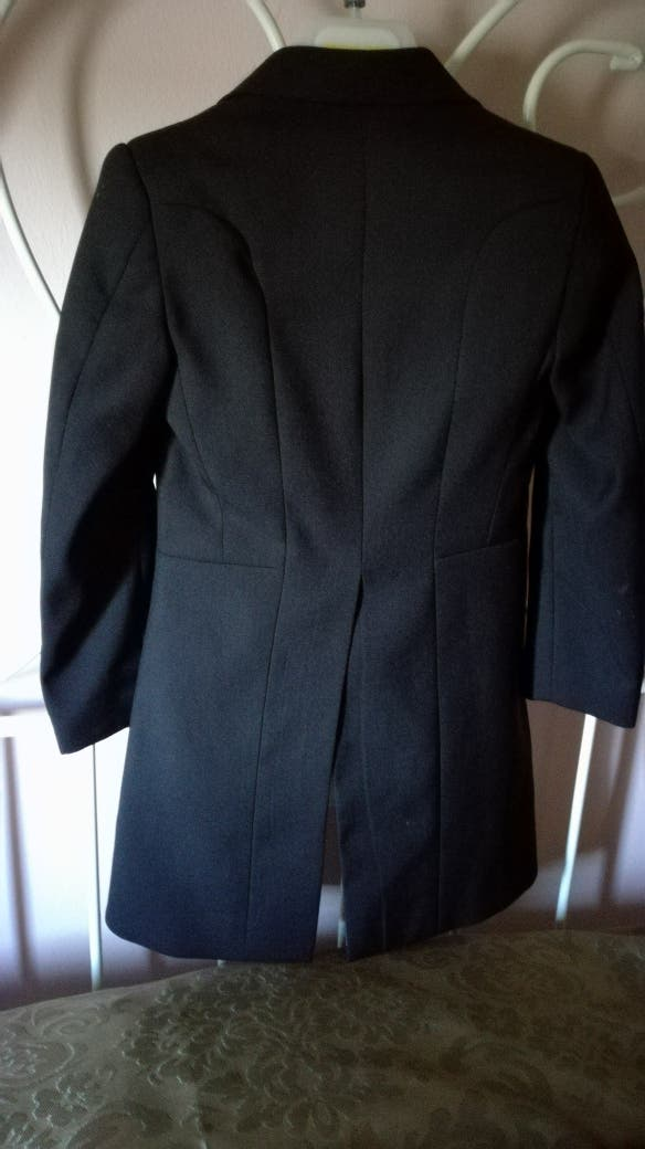 trajes chaqueta niño
