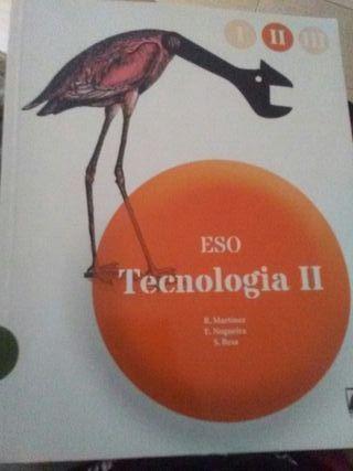 libro Tecnologia tema 2 texto 2° ESO