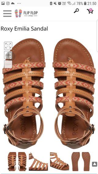 Roxy Emilia Sandals