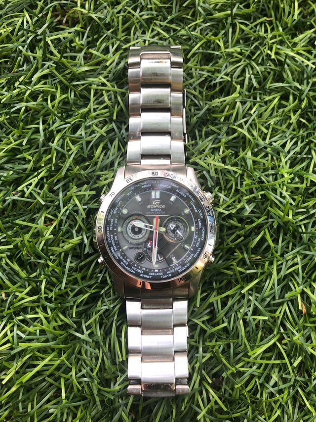 9a1982de49df Reloj Casio Sebastian Vettel de segunda mano por 150 € en Barcelona ...
