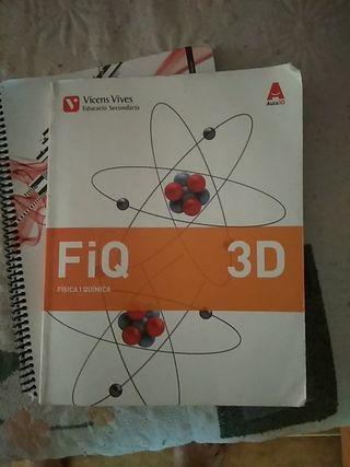 fisica i quimica 3ESO