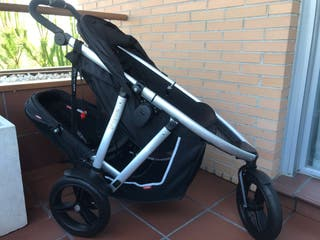 Carrito doble Phil & Teds