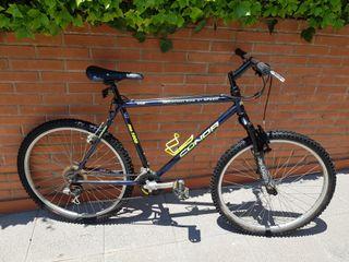 Bici Conor Pro suspension 21 velocidades