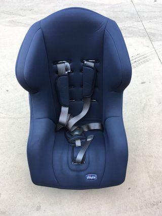 Silla para coche marca Chicco 1 grura 0-18kg