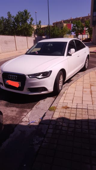 Audi a6 ACEPTO CAMBIO