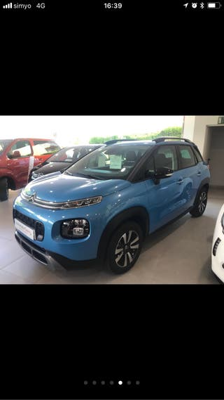 Citroen C3 Aircross 1.2 puretrch 110 turbo shine