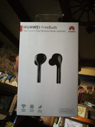 auriculares huawei p20 freebuds