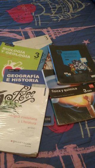 libros 4 ESO consaburum