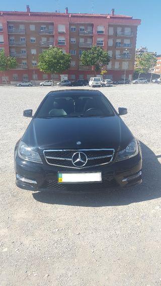 Mercedes-benz Clase C 2012