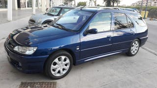 Peugeot 306 ranchera break sw diesel 1900hdi