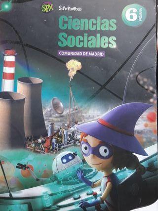 libro de 6 ciencias sociales