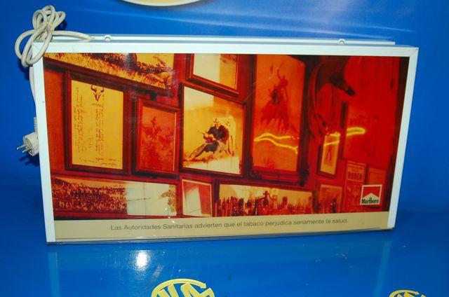 Cartel luminoso MARLBORO letrero coleccionismo