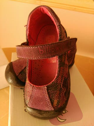 Zapatos niña biloby talla 21