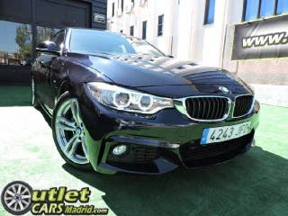 BMW Serie 4 418d Gran Coupe 105 kW (143 CV)