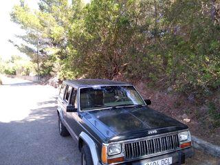 Jeep Cherokee 4.0 Laredo 1991 verde