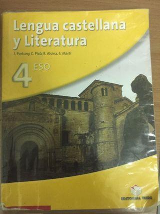 Llibre 4t ESO