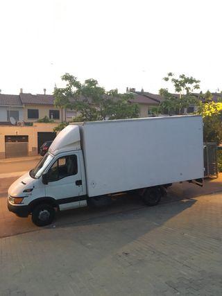 Alquiler furgoneta Sin conductor