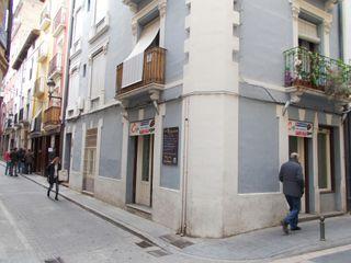 Local comercial C/Argensola de Barbastro