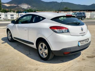 Renault Megane coupe 20/12/2011