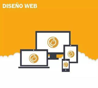 Diseño de Páginas Web y marketing digital