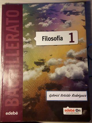Libro filosofia 1°BACH