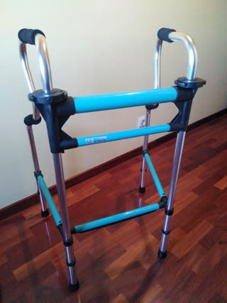 Andador adultos plegable