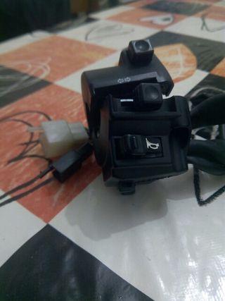 mando de luces para CBR 125