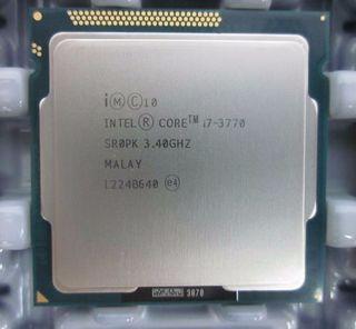 vendo procesador i7 3770