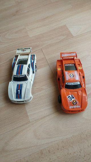 coches scalextric antiguos